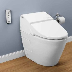 TOTO WASHLET WITH INTEGRATED